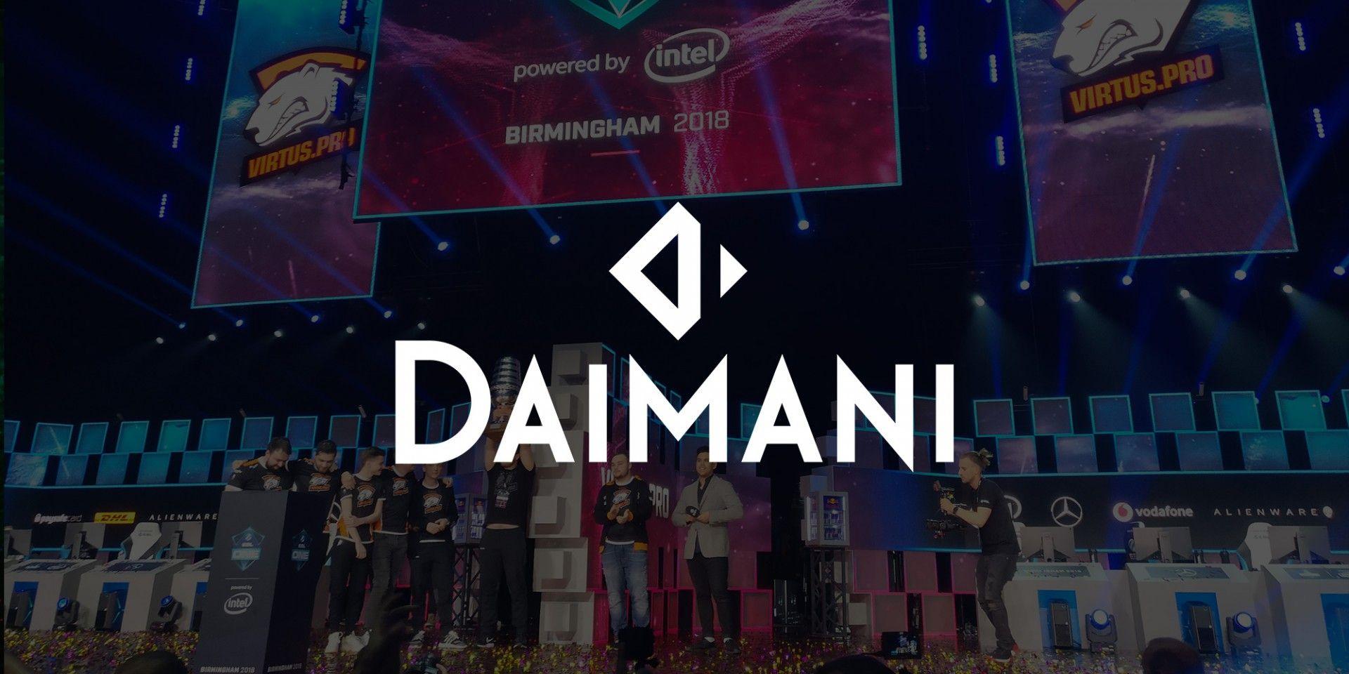 ESports Insider publishes article on DAIMANI and ESL partnership