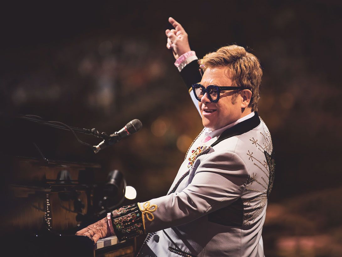 USD8m and rising for Elton John benefit that was only a vague plan just a week ago