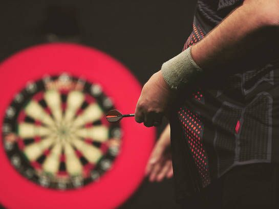 Up close and personal for Hospitality clients at historic darts meet in Dublin