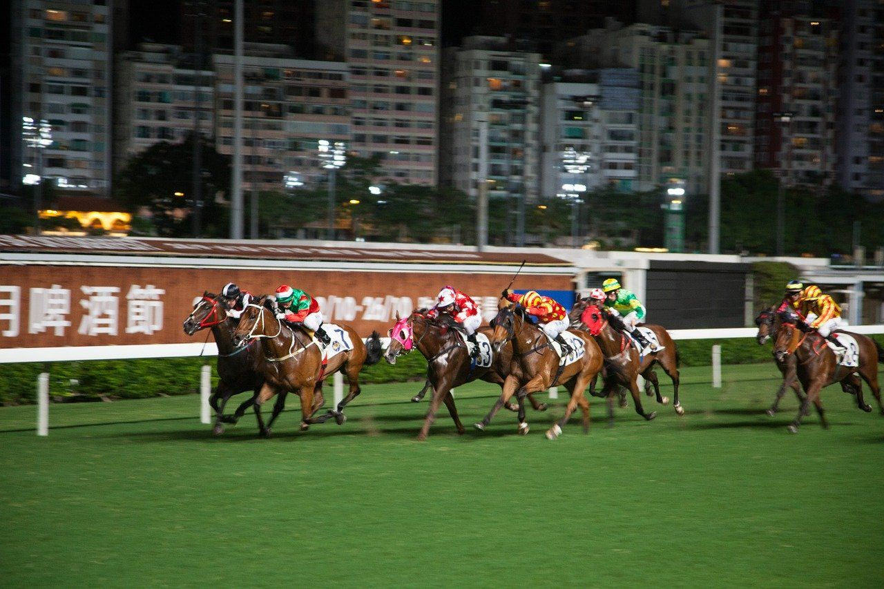 The Hong Kong Jockey Club shows its teeth and says 'You're sacked' to leading jockey