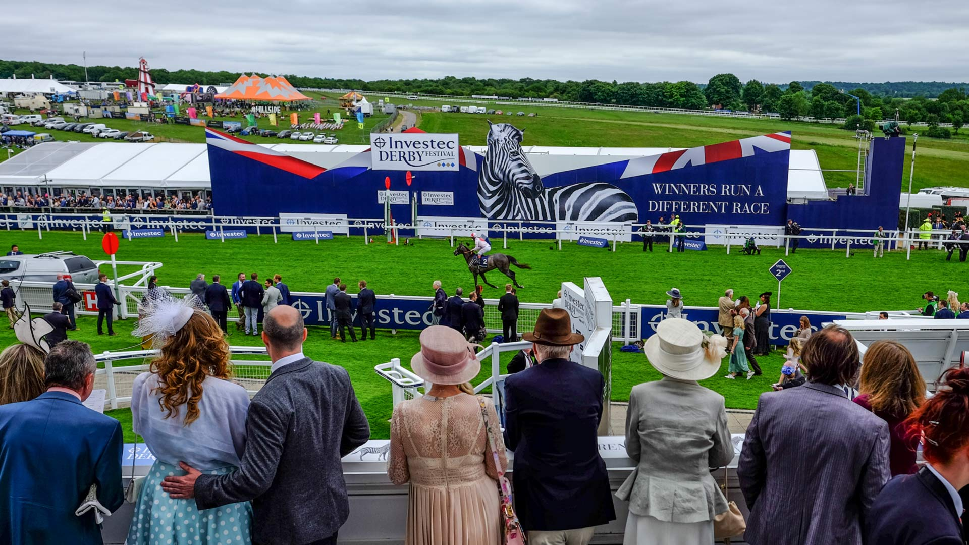 Five reasons to go to the Investec Derby Festival