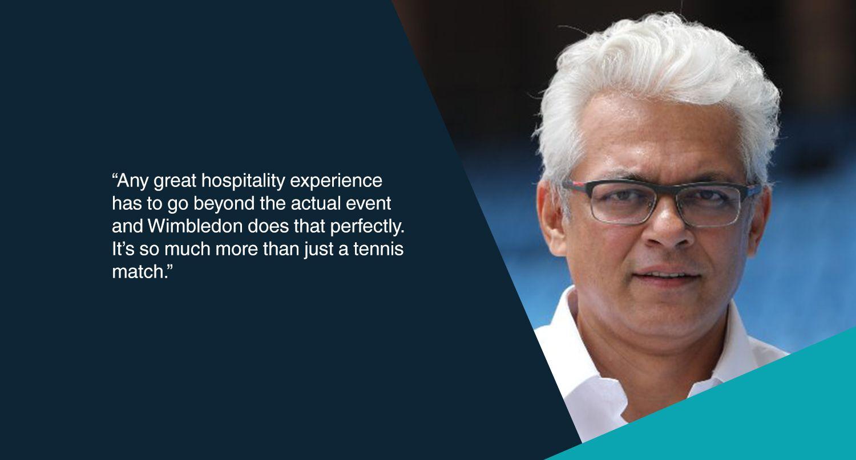 Heroes of VIP Hospitality: Joy Bhattacharjya