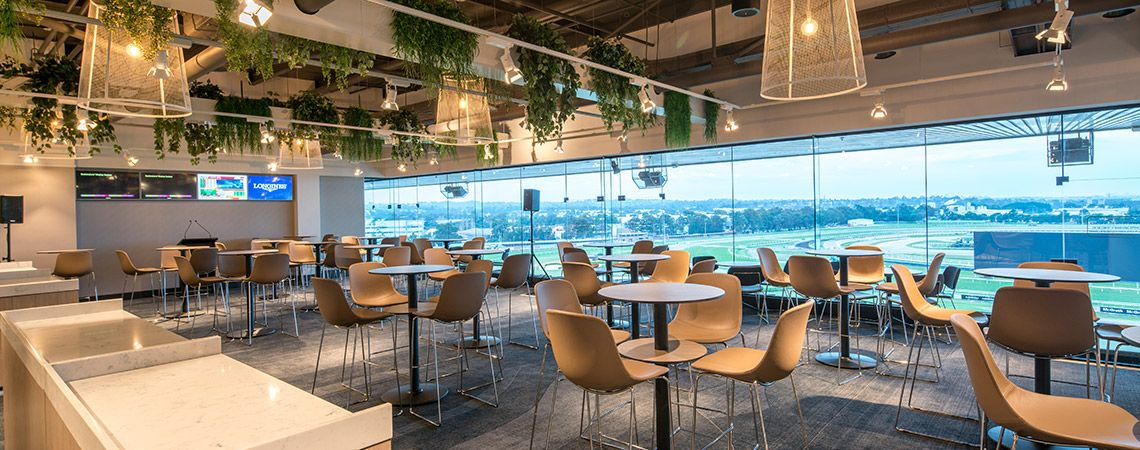 Australian Turf Club opens back up to members and restarts VIP Hospitality