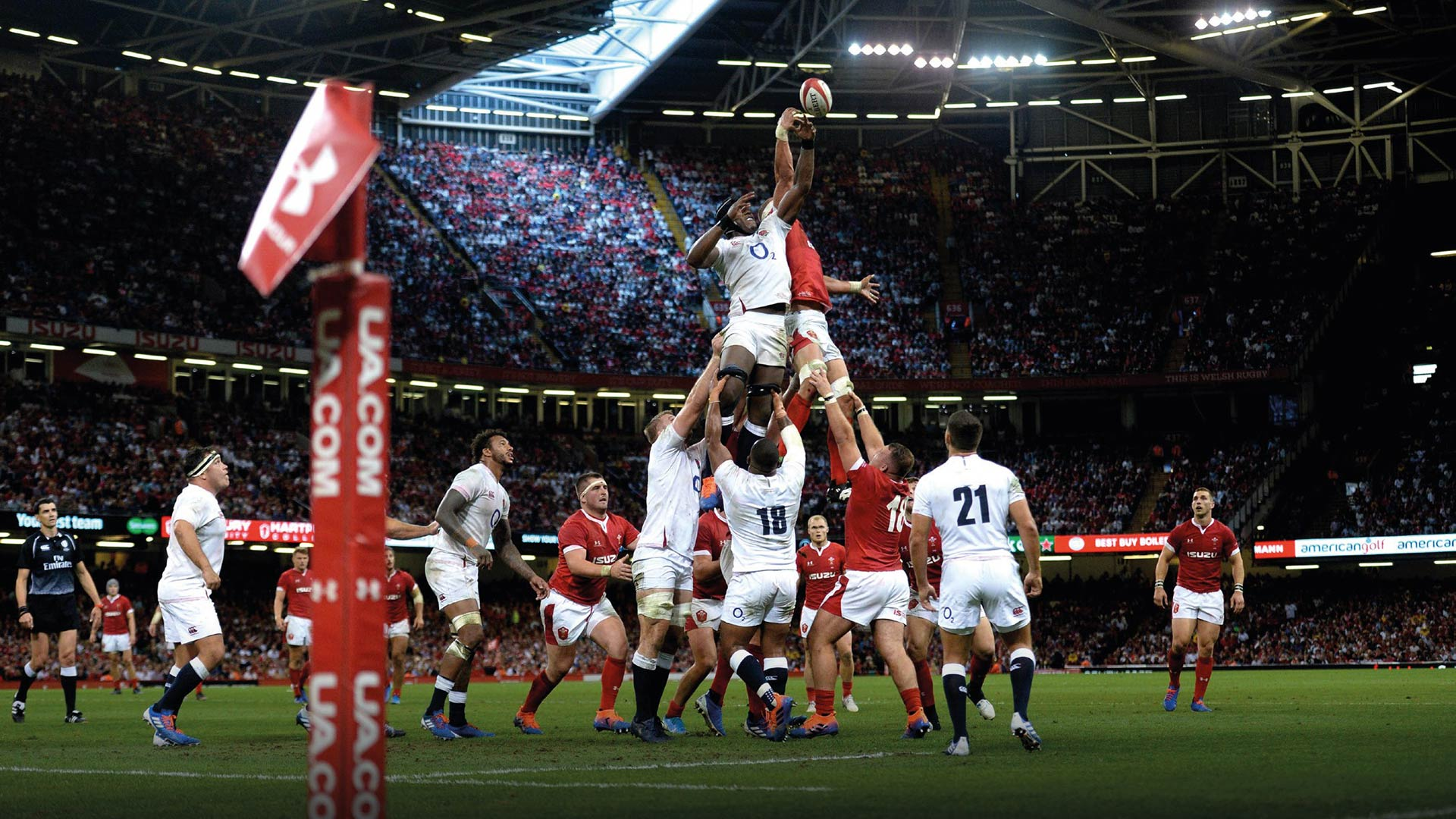 Five reasons to go to the Six Nations match between Wales and England