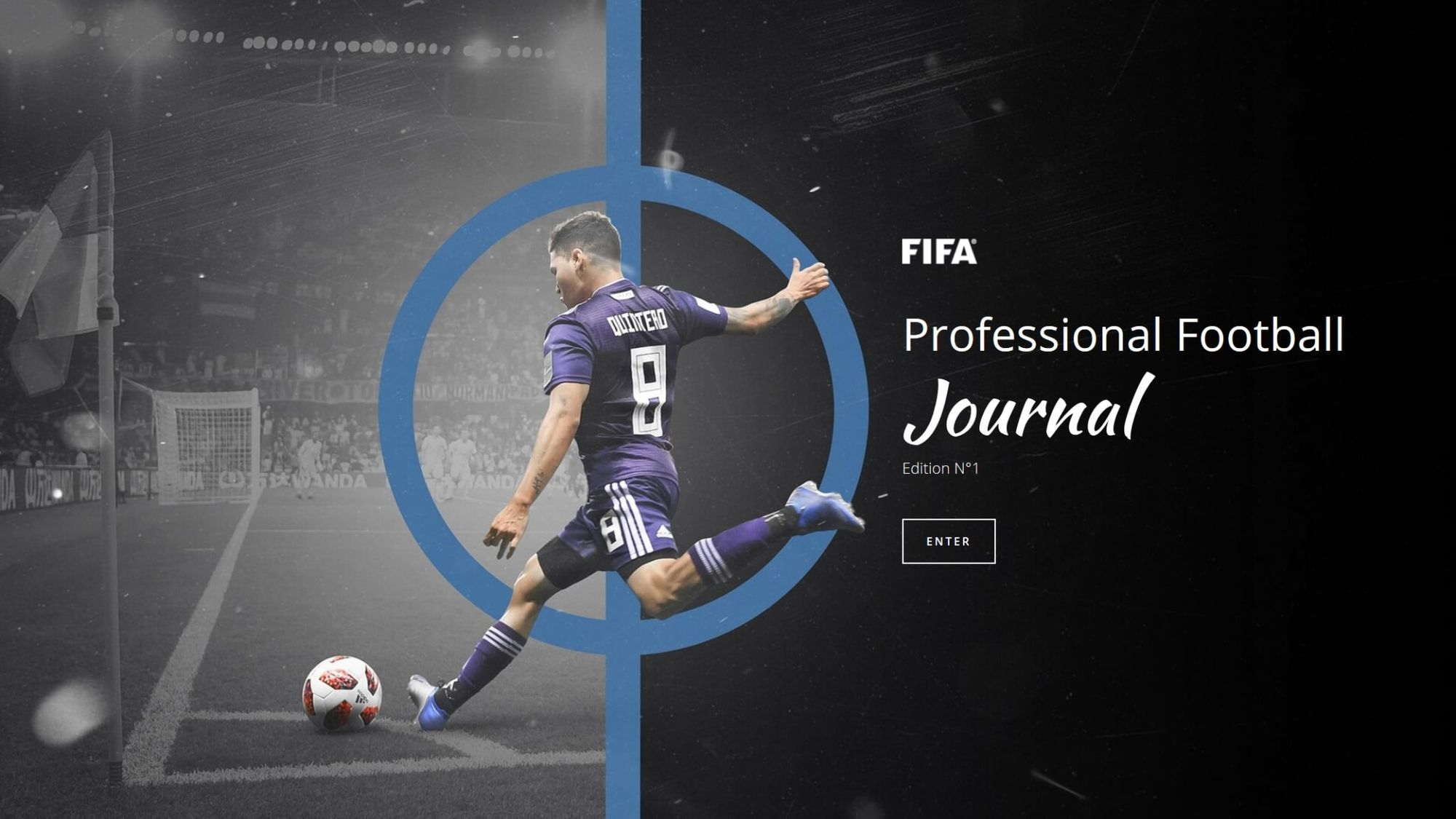 The DAIMANI Journal says Welcome to the FIFA Journal