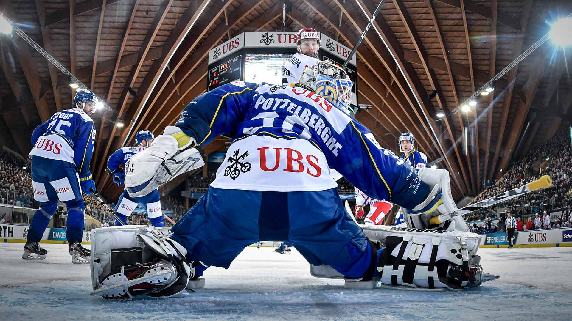 Five reasons to go to The Spengler Cup Davos