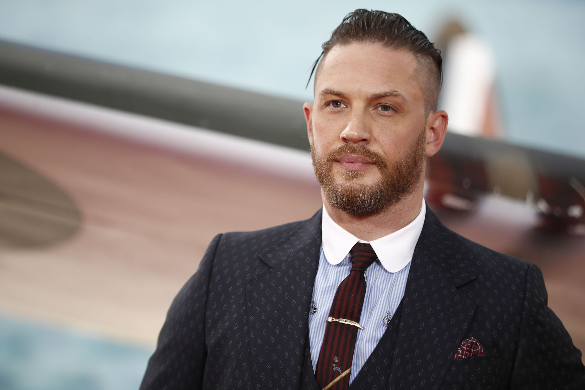 Tom Hardy to narrate Spurs film; male reaction is mixed, female reaction less so!