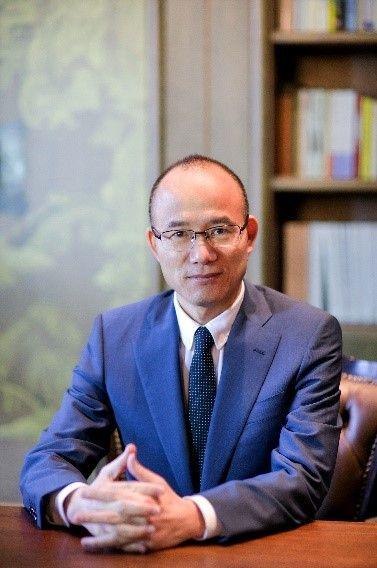 Fosun's chairman and co-founder Guo Guangchang