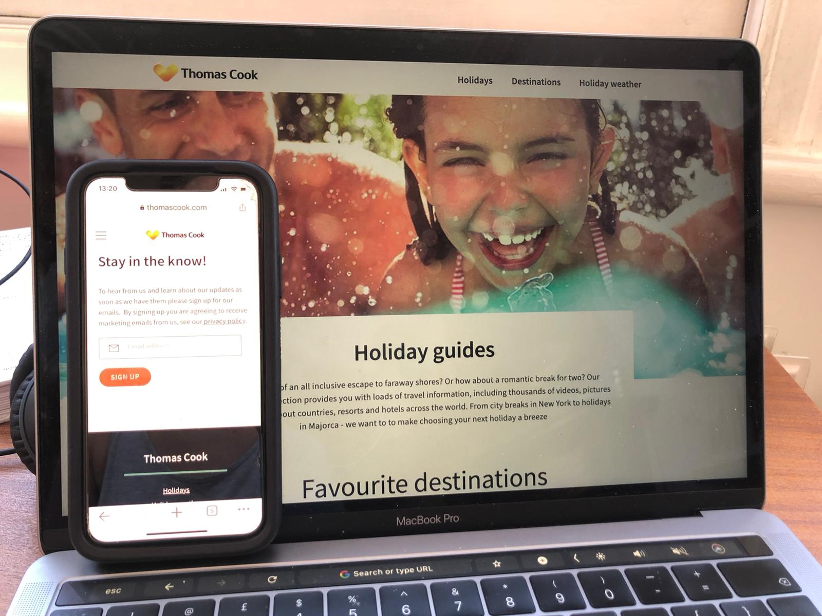 Thomas Cook 'to relaunch later this week' as UK government issues ATOL licence