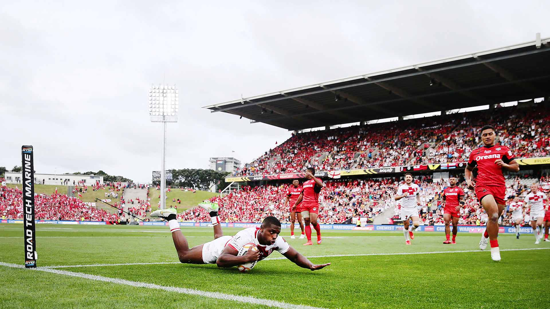 Five Reasons to go to the Rugby League World Cup 2021