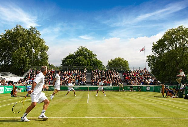 Five Reasons to go to the 2021 Tennis Classic at Hurlingham