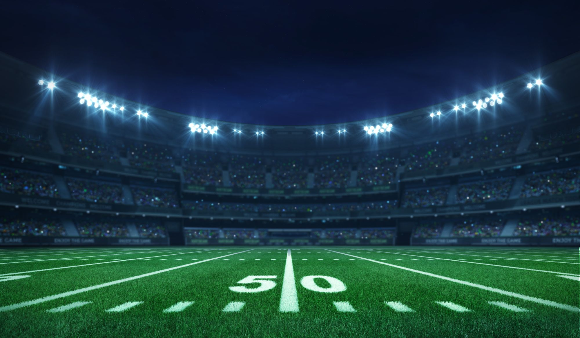 Did you notice that it was the first-ever ticket-less Super Bowl?