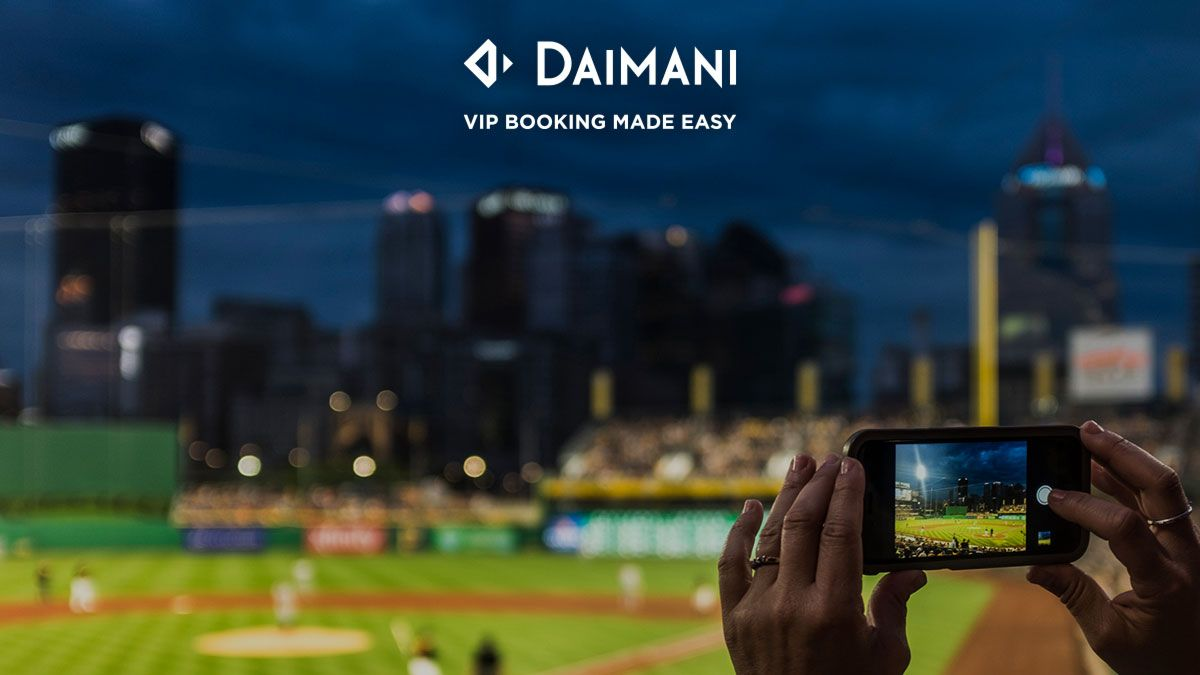 Please welcome seven events that are joining the DAIMANI sales platform for the first time