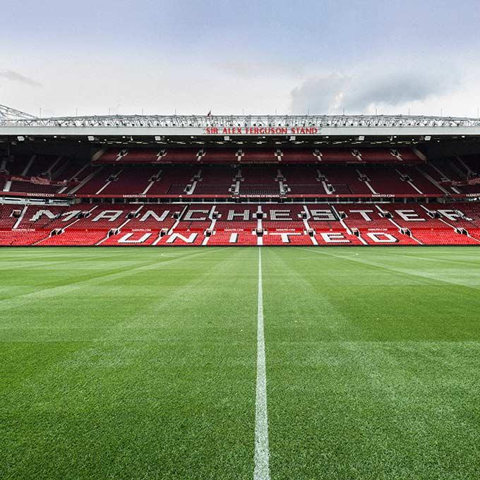 football pitch Manchester