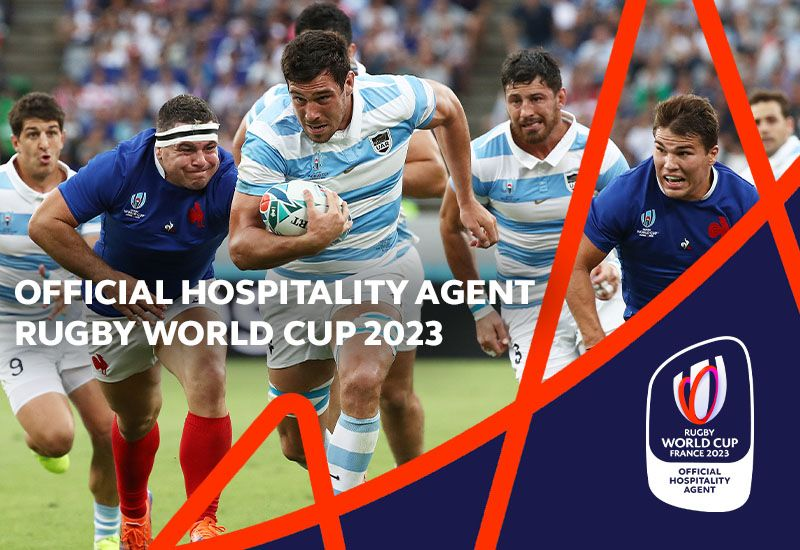 DAIMANI appointed exclusive international Official Hospitality Agent for Rugby World Cup 2023